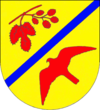Coat of arms of Visk (Wisch)