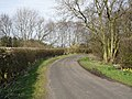 Wither's Lane, High Legh - geograph.org.uk - 395772.jpg