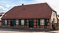 Wohnhaus, Kirchstr 1, Ribnitz-Damgarten (DSC04826).JPG