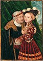 Wolfgang Krodel the Elder - The Ill-matched couple.jpg