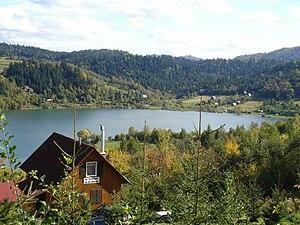 Lesko County - Image: Wolkowyja