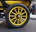 Wolseley 1903 10 HP Tonneau at Regent Street Motor Show 2015 (23387666733).jpg