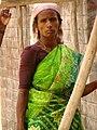 Woman Laborer in Pondicherry - India.JPG