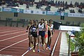 Women's 800m Tintu Lukka OfIndia Did Not Finish The Race Because Of Fever.jpg