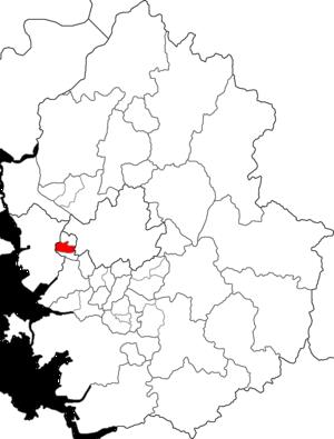 Wonmi-gu - Image: Wonmi gu Bucheon