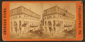 Wood's Museum, 9th & Arch Sts, from Robert N. Dennis collection of stereoscopic views.png