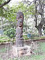 Wood art-4-cubbon park-bangalore-India.jpg