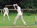 Woodford Green CC v. Hackney Marshes CC at Woodford, East London, England 082.jpg