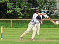 Woodford Green CC v. Hackney Marshes CC at Woodford, East London, England 084.jpg