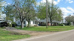 Houses on State Route 5