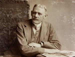 Неизвестный фотограф конца XIX века. Портрет Вордсворта Донисторпа