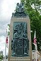 World War Memorial, sculptor unknown, made by T. F. McGann and Sons, Boston, Mass., dedicated 1921 - Leominster, Massachusetts - DSC06181.jpg