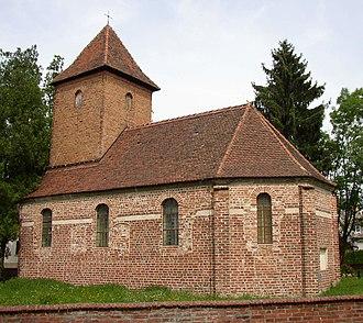 Wust, Saxony-Anhalt - Church in Briest