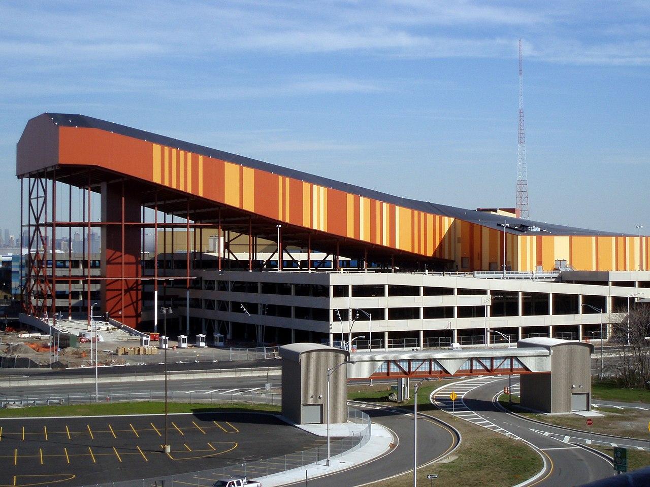 American Dream Mall/Entertainment Complex- Coaster Track On-site