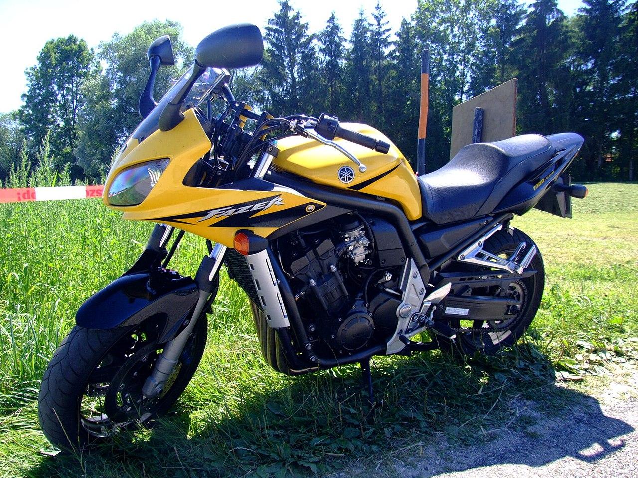 Yamaha Fzs Review