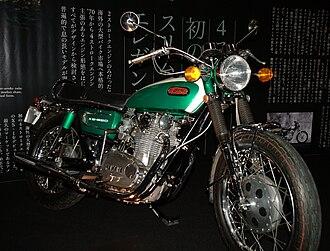 Yamaha Motor Company - Yamaha XS650 vertical-twin