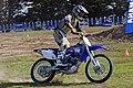 Yamaha motorbike display - phillip island.jpg