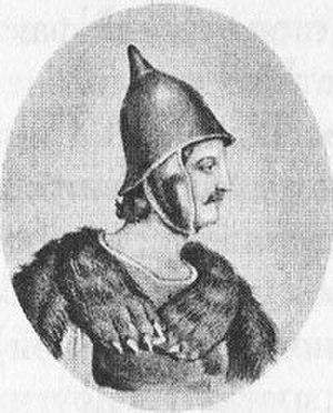 Yaropolk I of Kiev - Image: Yaropolk I of Kiev