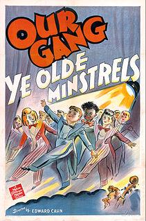<i>Ye Olde Minstrels</i> 1941 film by Edward L. Cahn