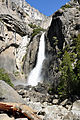 Yosemite lower falls winter 2010.JPG
