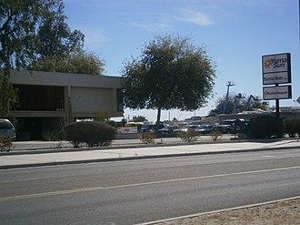 Yuma Sun - Offices of the Yuma Sun.