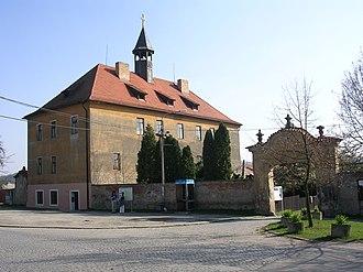 Hradištko (Prague-West District) - Castle