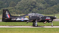 ZF264 Shorts Tucano, RAF Linton-on-Ouse (9678461485) (2).jpg