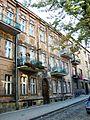 Zabytkowy dom w Tarnowie, ul. Legionów 16 1 pavw.JPG