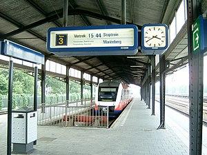 Almelo railway station - Image: Zakspoor Lint