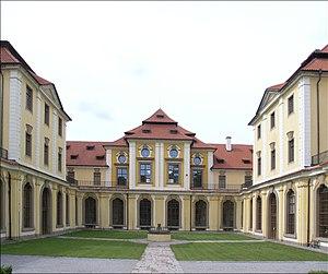 Zbraslav - Château in Zbraslav