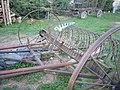 Zemědělské stroje (Vysočina) - detail hrabáku 06.jpg
