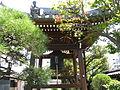 Zenshoji (Amagasaki, Hyogo) shoro.jpg