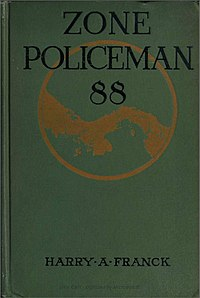 Photo of the cover of a 1913 edition