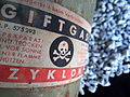 Zyklon B Gas Canister and Crystals - Majdanek Concentration Camp - Lublin - Poland.jpg