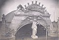 """Entrance to Bellair's Creation."" Attraction on the Pike at the 1904 World's Fair.jpg"