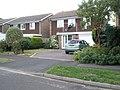 """Goalie"" in Avenue Road - geograph.org.uk - 1421328.jpg"