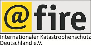 """@fire International Disaster Response Germany Non-profit, non-governmental organization , under the motto """"Firefighters help the world"""" international assistance in natural disasters, guaranteed."""