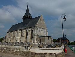 Écardenville-la-Campagne (Eure, Fr) église.JPG