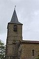 Église Saint-Abdon-et-Saint-Sennen de Labéjan - Clocher 2.jpg