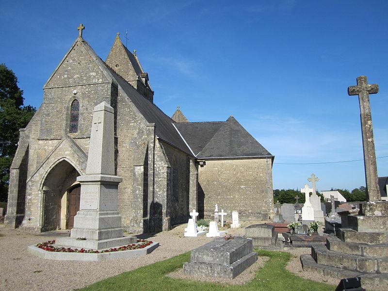 Église Saint-Sébastien de La Bonneville