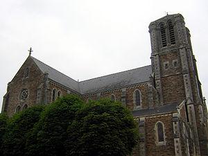 Joué-sur-Erdre - Image: Église St Léger (Joué sur Erdre)