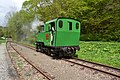 "Čermeľská železnica - narrow-gauge lokomotive ""Krutwig"" 01.jpg"