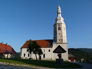 Šentvid pri Planini Place in Styria, Slovenia