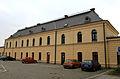 Železniční stanice, z toho jen výpravní budova (Ostrava) (3).jpg