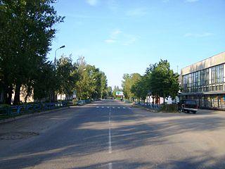 Bezhanitsy Work settlement in Pskov Oblast, Russia