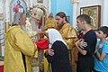 Божественная литургия в Свято-Введенском храме с. Елецкая Лозовка 01.jpg