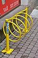 Велоінфраструктура Тернополя - Велопарковка біля магазину «Сім-23» на вулиці Михайла Грушевського - 17091000.jpg