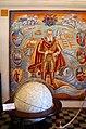Габелен і глобус. Нясвіжскі замак.jpg