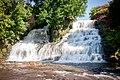 Джуринський водоспад в нацональному парку «Дністровський каньйон».jpg