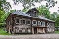 Дом Павловой из деревни Раково Ковернинского района.jpg